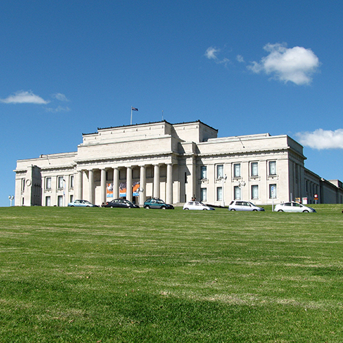 What's on in the Auckland Domain - Auckland War Memorial Museum