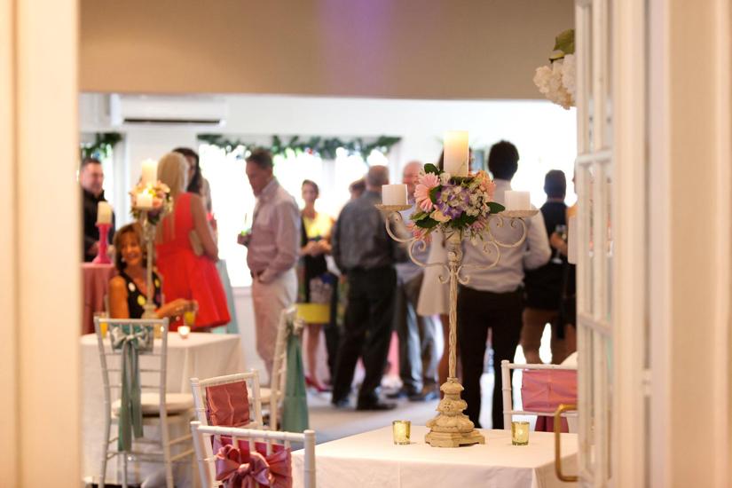 Private Event at the Wintergarden Pavilion