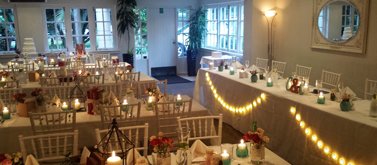 Weddings at the Wintergarden Pavilion // Make it Personal