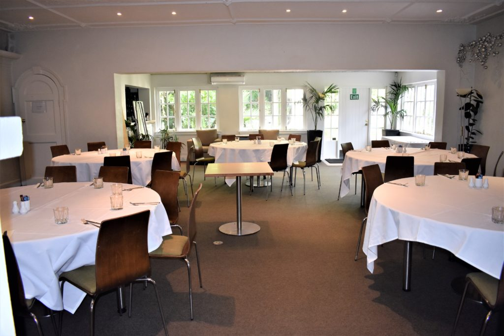 Business Event at the Wintergarden Pavilion, Nikau Room